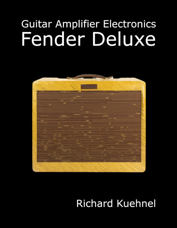 Guitar Amplifier Electronics Fender Deluxe book