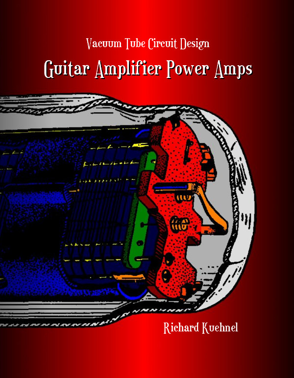 Guitar Amplifier Power Amps Book