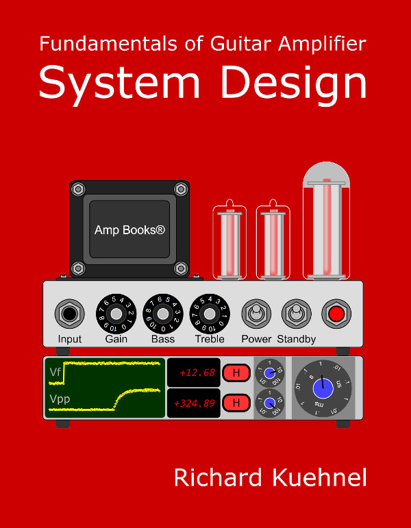 Fundamentals of Guitar Amplifier System Design book
